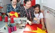Một triệu lá cờ Tổ quốc cùng ngư dân bám biển: Chương trình nhận được sự quan tâm của cả nước