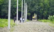 Hàng loạt dự án phân lô trái phép bị cưỡng chế tháo dỡ
