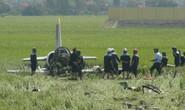 Rơi máy bay ở Khánh Hòa, 2 người thương vong