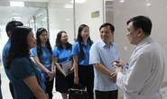 HÀ NỘI: Khám sức khỏe miễn phí cho con CNVC-LĐ