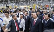 Thủ tướng dự lễ khánh thành nhà máy ôtô VinFast