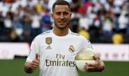 Bom tấn Hazard chào sân, 50.000 CĐV Real Madrid lên cơn sốt