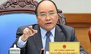 Thủ tướng: Điều tra, xử nghiêm vụ đoàn Thanh tra Bộ Xây dựng bị tạm giữ về hành vi vòi tiền