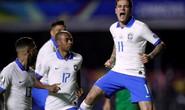 Siêu dự bị lập siêu phẩm, Brazil thắng đậm trận mở màn Copa America