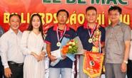 Giải Bida Báo chí ĐBSCL lần thứ 12 do Báo Người Lao Động tổ chức thành công tốt đẹp