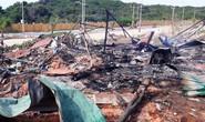 Cháy nổ lớn xăng, dầu ở Cam Ranh, 2 người chết