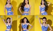 Thí sinh Miss World Việt Nam nóng bỏng trong trang phục Bikini