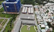 Vụ xây lụi 110 biệt thự: Sở Xây dựng nói lỗi do yếu tố khách quan