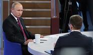 Ông Putin thừa nhận Nga thiệt hại 50 tỉ USD vì phương Tây