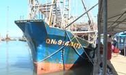 Người phát ngôn lên tiếng việc tàu Trung Quốc đâm chìm tàu cá Philippines