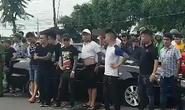 Giang hồ vây xe chở công an: Tạm đình chỉ công tác 2 trung tá cảnh sát
