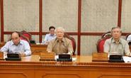 Tổng Bí thư, Chủ tịch nước chủ trì họp Bộ Chính trị phê duyệt quy hoạch Trung ương khóa XIII
