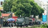 Huy động khẩn hàng chục cảnh sát tới biển Hải Tiến ngăn chặn xô xát