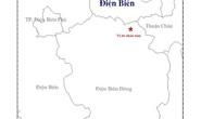 Liên tiếp xảy ra động đất tại Điện Biên