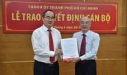 TP HCM có tân Trưởng Ban Tuyên giáo Thành ủy