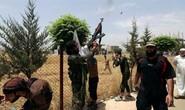 Thổ Nhĩ Kỳ phát động tấn công vào lãnh thổ Syria