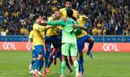 Giành vé vào bán kết, Brazil chờ Argentina