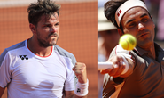 Federer - Wawrinka: Người Thụy Sĩ đại chiến ở Roland Garros