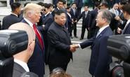 Toàn cảnh chuyến thăm của ông Trump tới DMZ