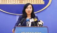 Người phát ngôn lên tiếng về phát biểu của Thủ tướng Singapore cho rằng Việt Nam xâm lược Campuchia