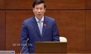 Bộ trưởng Nguyễn Ngọc Thiện nói gì về thông tin quan chức góp tiền xây chùa?