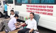 373 CNVC-LĐ hiến máu tình nguyện