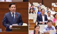 ĐB Lưu Bình Nhưỡng tranh luận với Bộ trưởng Nguyễn Văn Thể về lôi kéo nhân lực hàng không