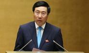 Phó Thủ tướng Phạm Bình Minh: Xử lý nghiêm các vụ án tham nhũng AVG, Vũ nhôm, Út trọc