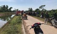 Thấy xe máy trên bờ, lặn xuống kênh thủy lợi phát hiện thi thể nam thanh niên 22 tuổi