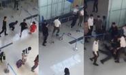 Hành khách đánh chảy máu đầu nhân viên an ninh hàng không