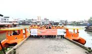 """Tập đoàn Hanwha triển khai chiến dịch """"Làm sạch sông Mê Kông"""" bằng năng lượng mặt trời tại Việt Nam"""