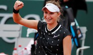 Giải Quần vợt Pháp mở rộng 2019: Ấn tượng tuổi 19 của Vondrousova