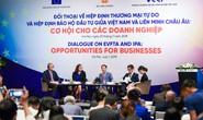 Đối thoại về EVFTA: Thông thị trường thì phải thoáng thể chế