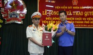 Ông Đỗ Mạnh Bổng giữ chức Viện trưởng VKSND TP HCM