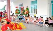 Trường mầm non đón nhận 373 cháu bé con của công nhân