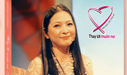 MC Quỳnh Hương ra mắt tùy bút Thay lời muốn nói - Thanh xuân tôi