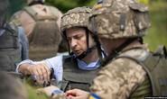 Tân Tổng thống Ukraine muốn gặp ông Putin