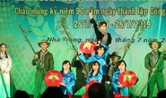 KHÁNH HÒA: Văn nghệ mừng ngày thành lập Công đoàn Việt Nam