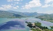 Vận hành thương mại điện mặt trời nổi trên hồ thủy điện Đa Mi