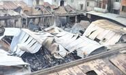 Hình ảnh 45 ki ốt cháy thành tro, tiểu thương điêu đứng