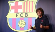 Griezmann hào hứng khi sánh vai cùng Messi