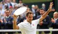 Roger Federer -  nhà vô địch trong lòng người hâm mộ