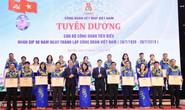 CÔNG ĐOÀN DỆT MAY VIỆT NAM: Khen thưởng cán bộ Công đoàn và công nhân tiêu biểu