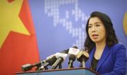 Tàu Hải Dương 8 của Trung Quốc vi phạm vùng đặc quyền kinh tế và thềm lục địa Việt Nam
