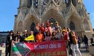 Đi châu Âu, ghé Trung Quốc có phải xin visa?