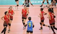 Bóng chuyền U23 Việt Nam dừng bước ở bán kết châu Á