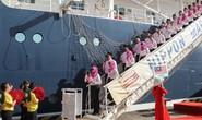 KINH TẾ BIỂN VÀ CHỦ QUYỀN QUỐC GIA: Mỏ vàng du lịch tàu biển