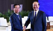 Trưởng ban Tuyên giáo Trung ương Võ Văn Thưởng đề nghị Trung Quốc tôn trọng chủ quyền của Việt Nam trên biển