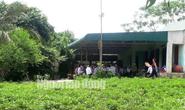 Huy động 150 cảnh sát, dân quân vây bắt nghi phạm giết vợ trốn lên núi