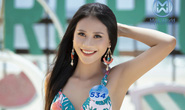 Ứng viên Hoa hậu Thế giới Việt Nam nóng bỏng với bikini